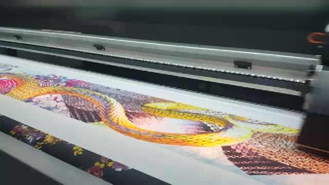 Digital Textile Printing Technology