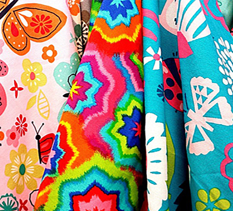 About Textile Digital Printing